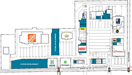 Austintown Plaza Site Plan
